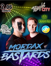 Mordax Bastards @Night City, Макарів