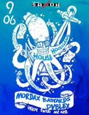 Mordax Bastards & Dvblex @Saxon, Київ