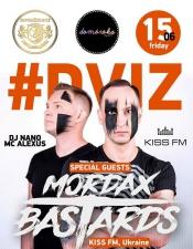 MORDAX Bastards @Domowka Club, Wroclaw, Poland