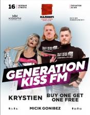 Generation KISS FM @Малевич, Львів