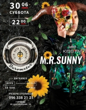 MR.Sunny @ Barometer (Kyiv)