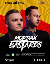 MORDAX Вastards @Еlixir, Маневичі