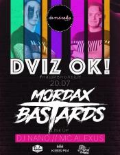 MORDAX Bastards @Domowka, Wroclaw, Poland
