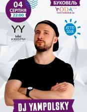Yampolsky @Voda club, Буковель