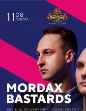 Mordax Bastards @Rafinad, Львів