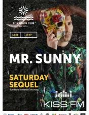 MR. Sunny @City Beach Club, Київ