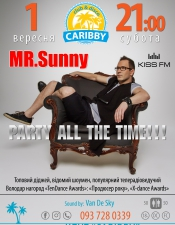 MR. Sunny @Caribby, Бердичів