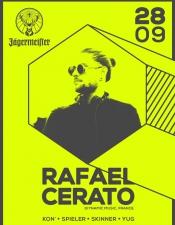 RAFAEL CERATO (France), @Saxon Club, Київ