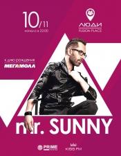 MR. Sunny @Люди Fusion Place, Вінниця