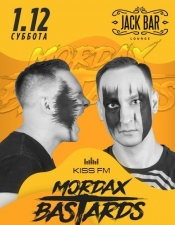 Mordax Bastards @Jack Bar, Полтава