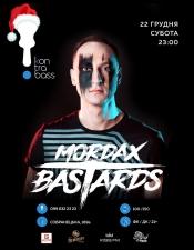 Mordax Bastards @Kontrabass, Ужгород
