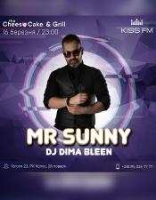 MR.Sunny @The Cheese Cake & Grill, Полтава