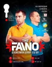 The Faino @KontraBass, Ужгород