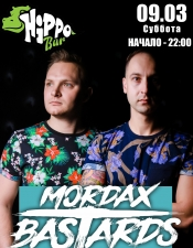 Mordax Bastards @ Hippo Bar, Гола Пристань