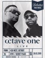 Octave One, Київ