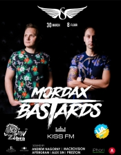 Mordax Bastards @Skyroom, Вінниця