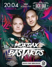 Mordax Bastards @Jack-Bar, Полтава