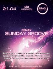 Senay Sunday Groove @Bragi, Київ