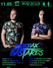 Mordax Bastards @ Shale De Club, Северодонецк