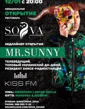 MR.Sunny@Sova_restobar, Kramatorsk.