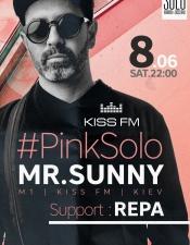 MR.Sunny @ SOLO, Chernivtsi.