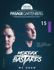Mordax Bastards @Passage Gartenberg, Івано-Франківськ