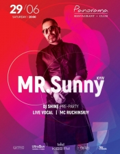 MR.Sunny @ Panorama, Kharkiv.