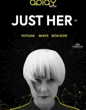 APLAY with Just Her (UK) @ ЮБК (Київ)