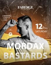 Mordax Bastards @ Faberge, Хмельницкий