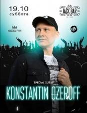 DJ Konstantin Ozeroff @ Jack Bar, Полтава