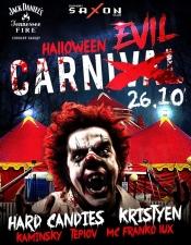 Halloween Carnevil @ Saxon, Київ