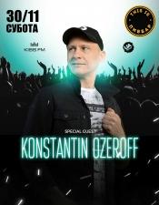 DJ Konstantin Ozeroff @ This Is Пивбар, Київ