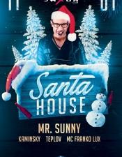 MR.Sunny @ Saxon Club, Kyiv.