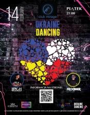 Ukraine Dancing @ Club Mirage, Варшава
