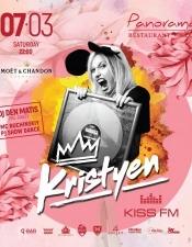 DJ Kristyen @Panorama, Київ