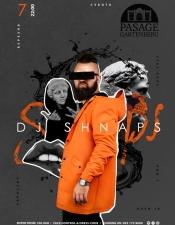 DJ Shnaps @ Pasage Gartenberg, Ивано-Франкiвськ