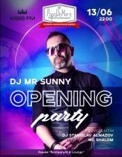Mr.Sunny @ Papa De More (Henichesk)