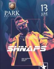 DJ Shnaps @ Park Residence, Одесa