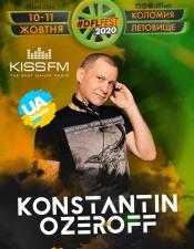 DJ Konstantin Ozeroff @ Drive for Life Fest, Коломия