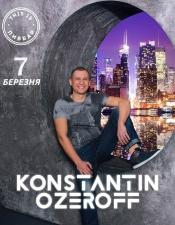 DJ Konstantin Ozeroff @ This Is Pivbar, Київ