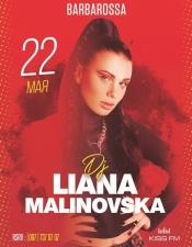 Liana Malinovska @ Barbarossa, Житомир