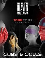 2K DJ @ Heaven, Київ