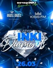 INKI Diamonds @ Razzle Dazzle, Київ
