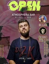 2K DJ @ Atmosphera Bar, Запоріжжя