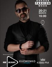 MR.Sunny @ Odessa Fashion Week