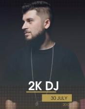 2K DJ @ Mr. Zuma, Київ