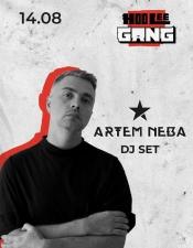 Artem Neba @ Hoo Lee Gang, Київ