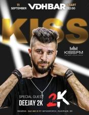 2K DJ @ VDHBar, Чорноморськ