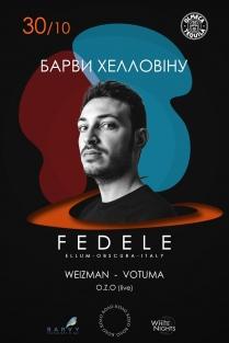 Fedele @ Barvy, Київ