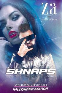 Shnaps @ ZA Club, Амстердам, Нідерланди